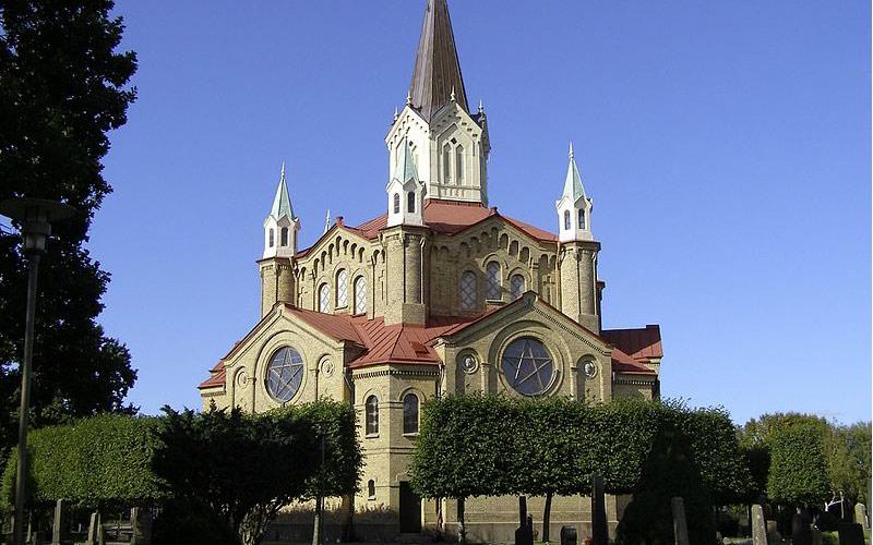 Snöstorps kyrka