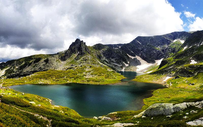 Seven Rila Lakes, Bulgarien