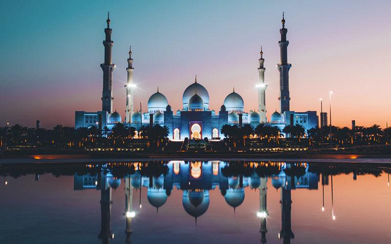 Abu Dhabi i Förenade Arabemiraten
